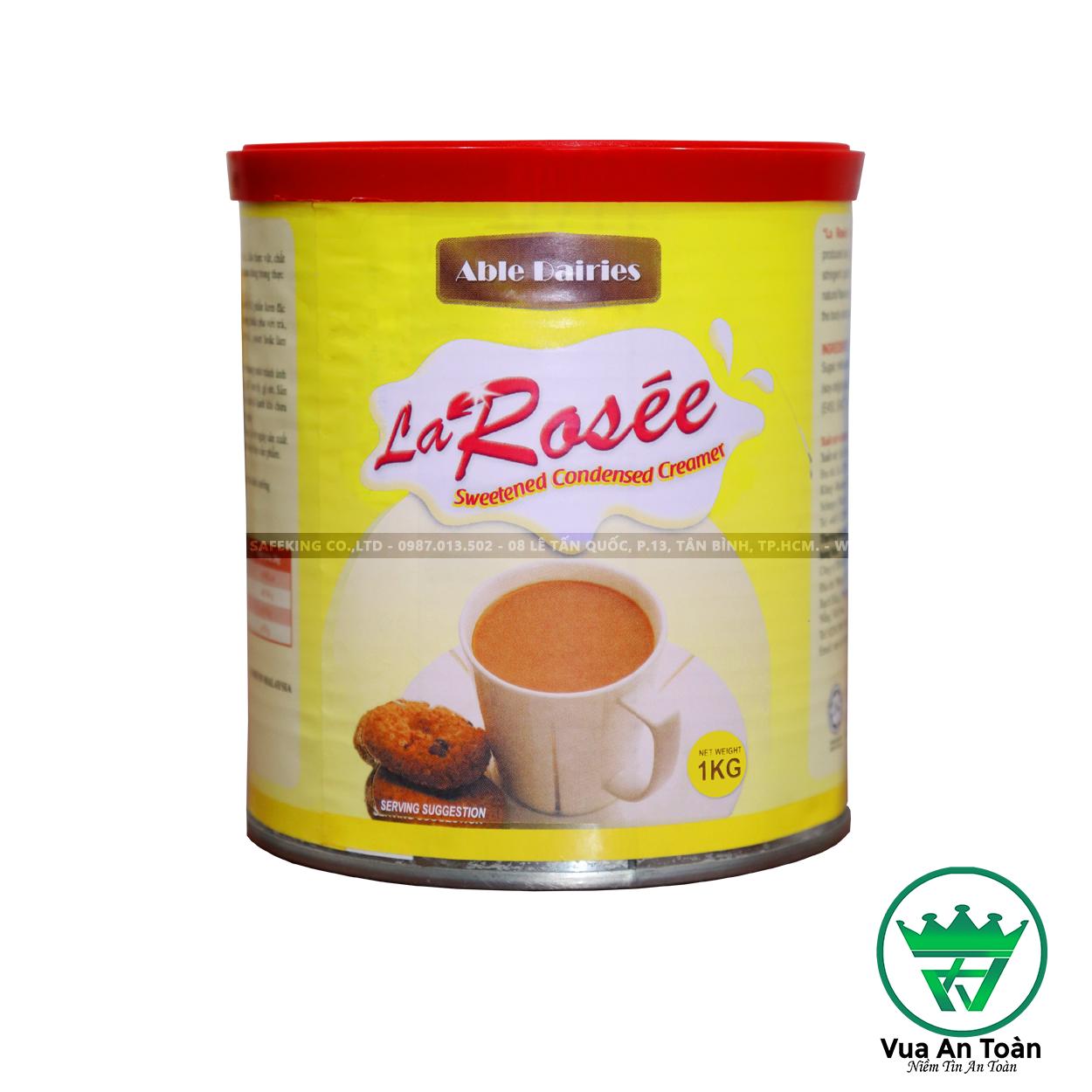 Sữa đặc La Rosée hộp 1kg