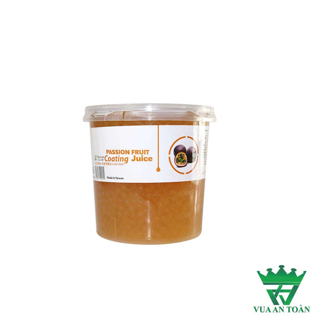 Thạch Thuỷ Tinh Chanh Dây 3,2kg ĐL