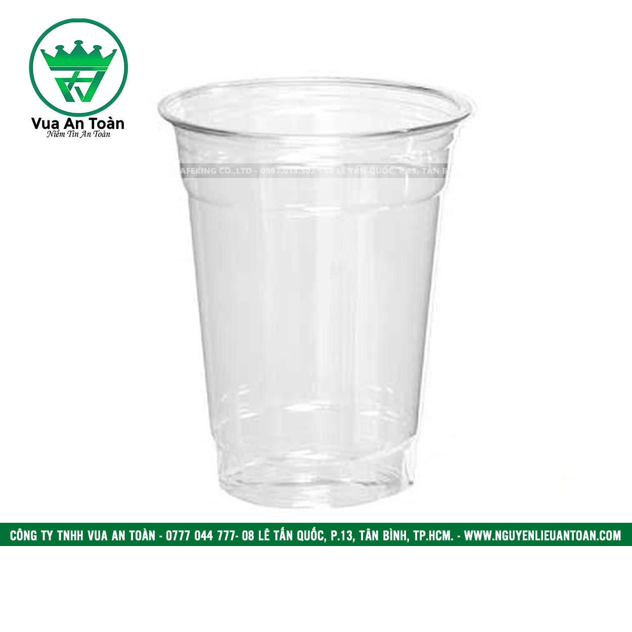 LY NHỰA PET 350ml - 500ml