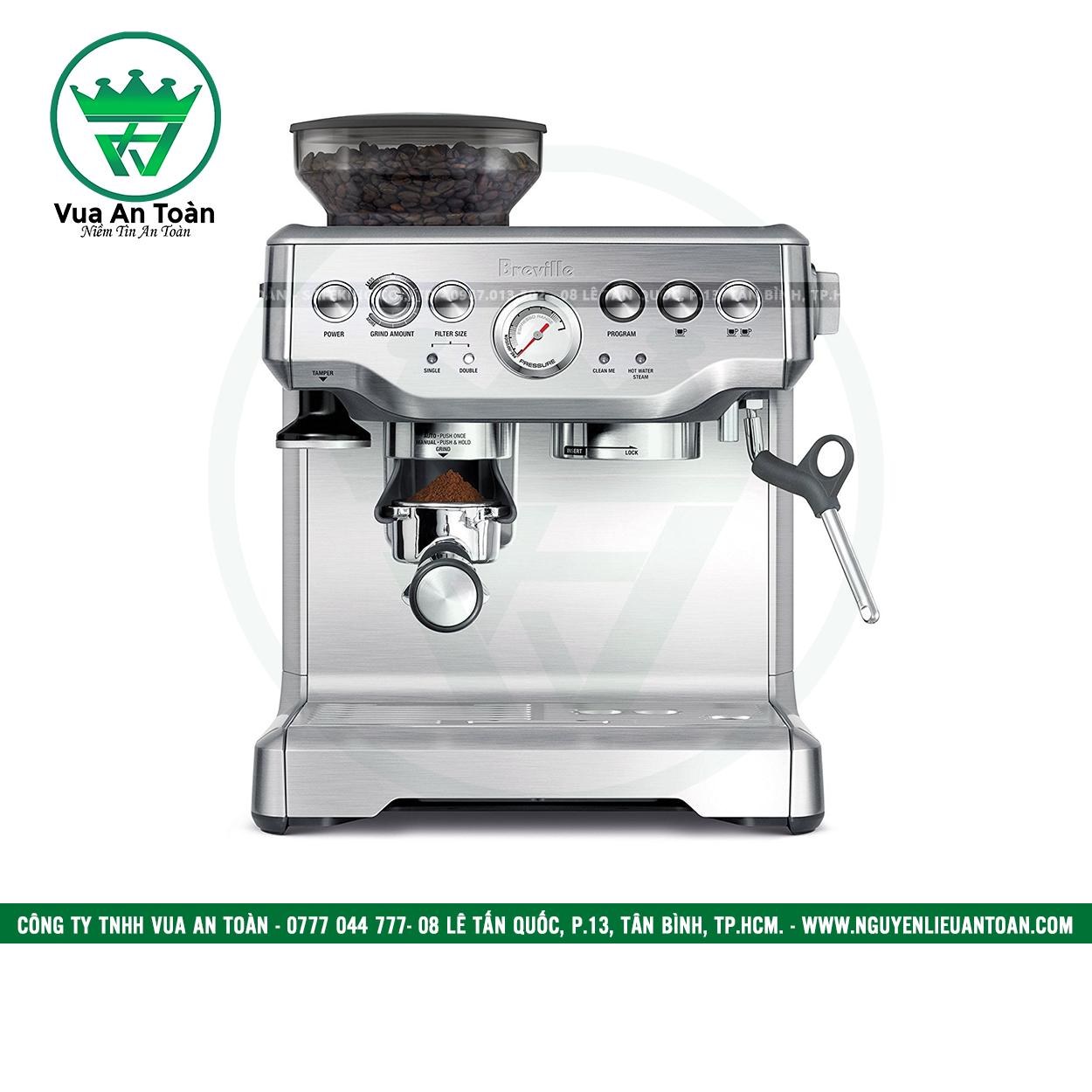 Máy pha cà phê Breville 870