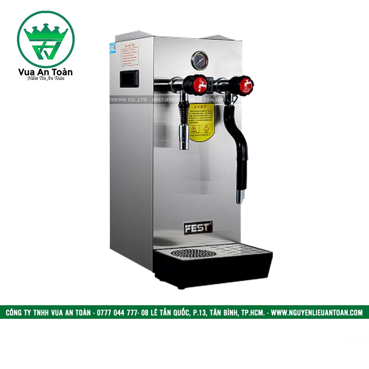 Máy đun nước áp suất cao Fest RC - 800H