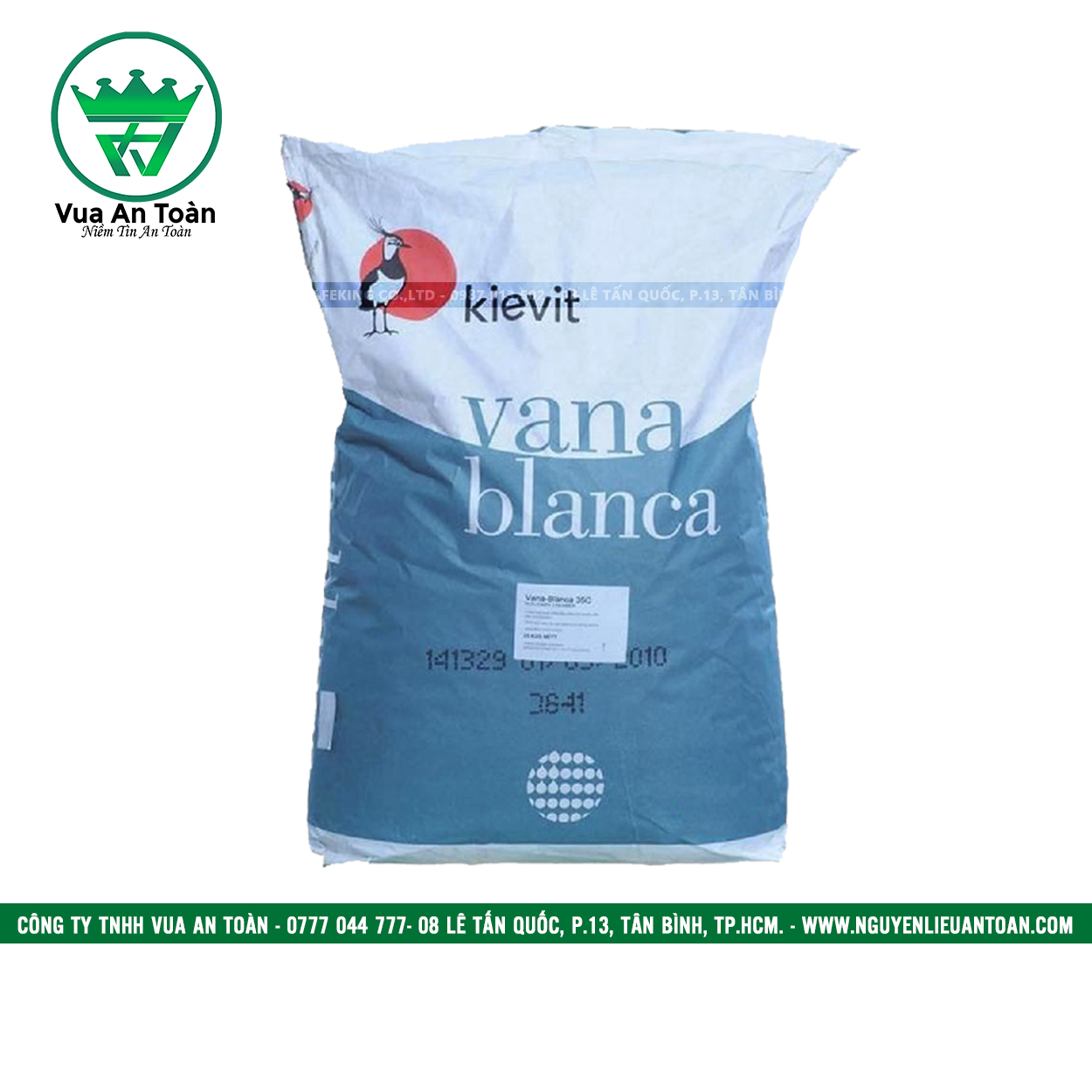 Bột Sữa Kievit (Vana Blanca) – Indonesia 25kg