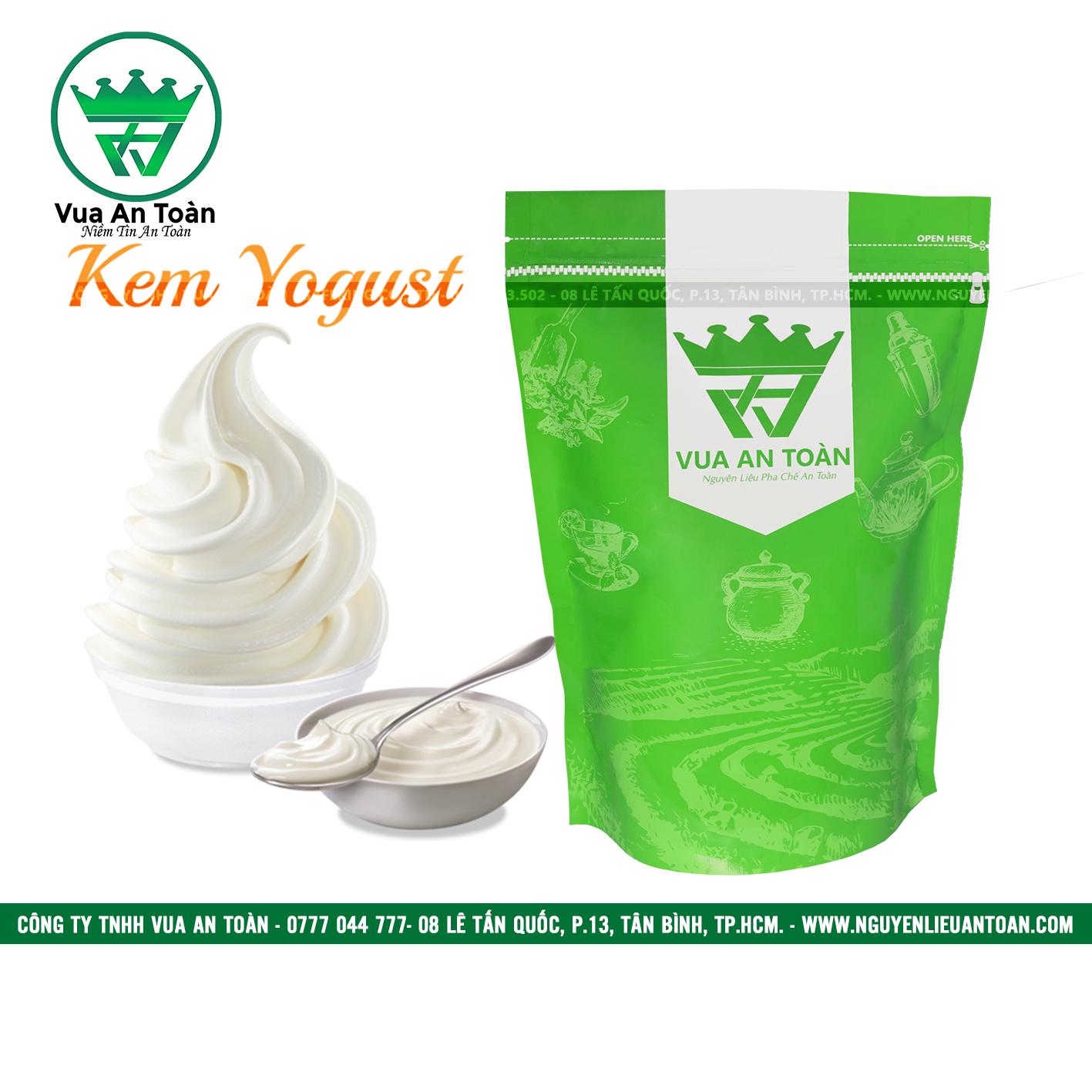 Bột Yogurt Safe King