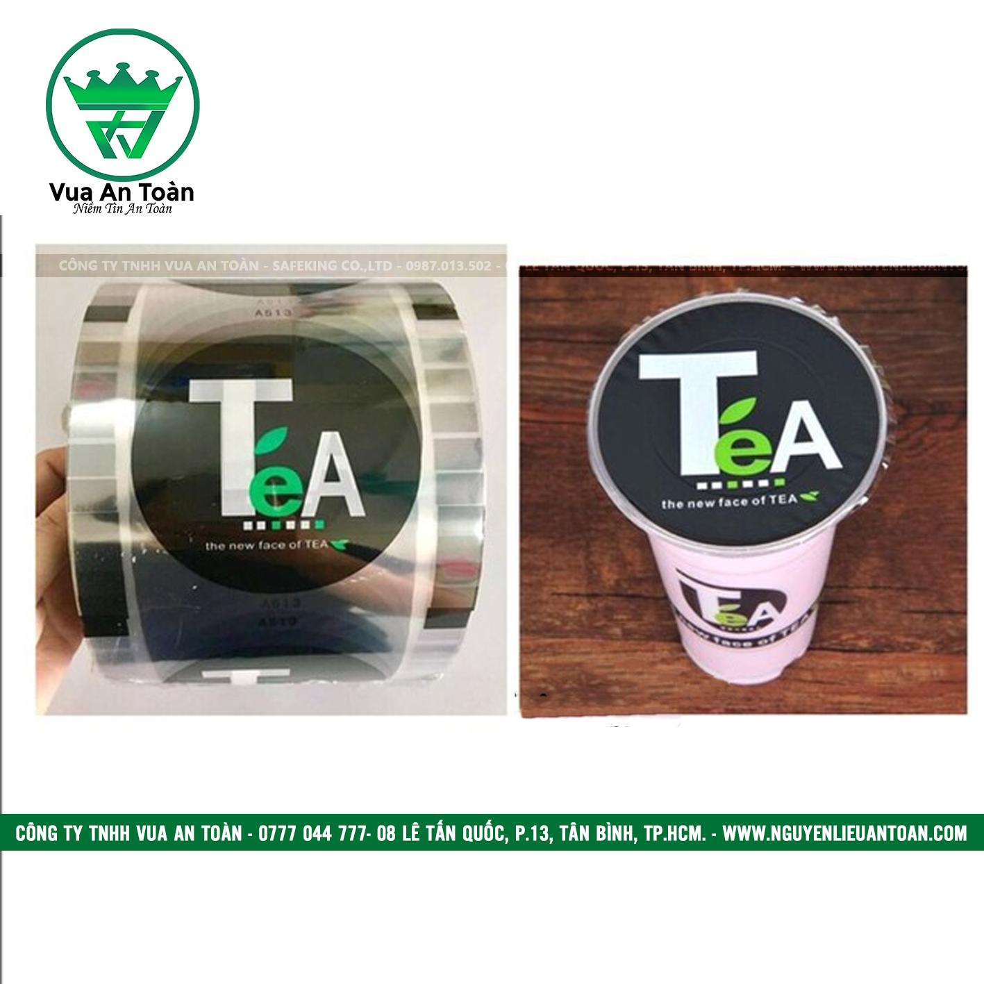 Màng dập chữ Tea -1.3Kg