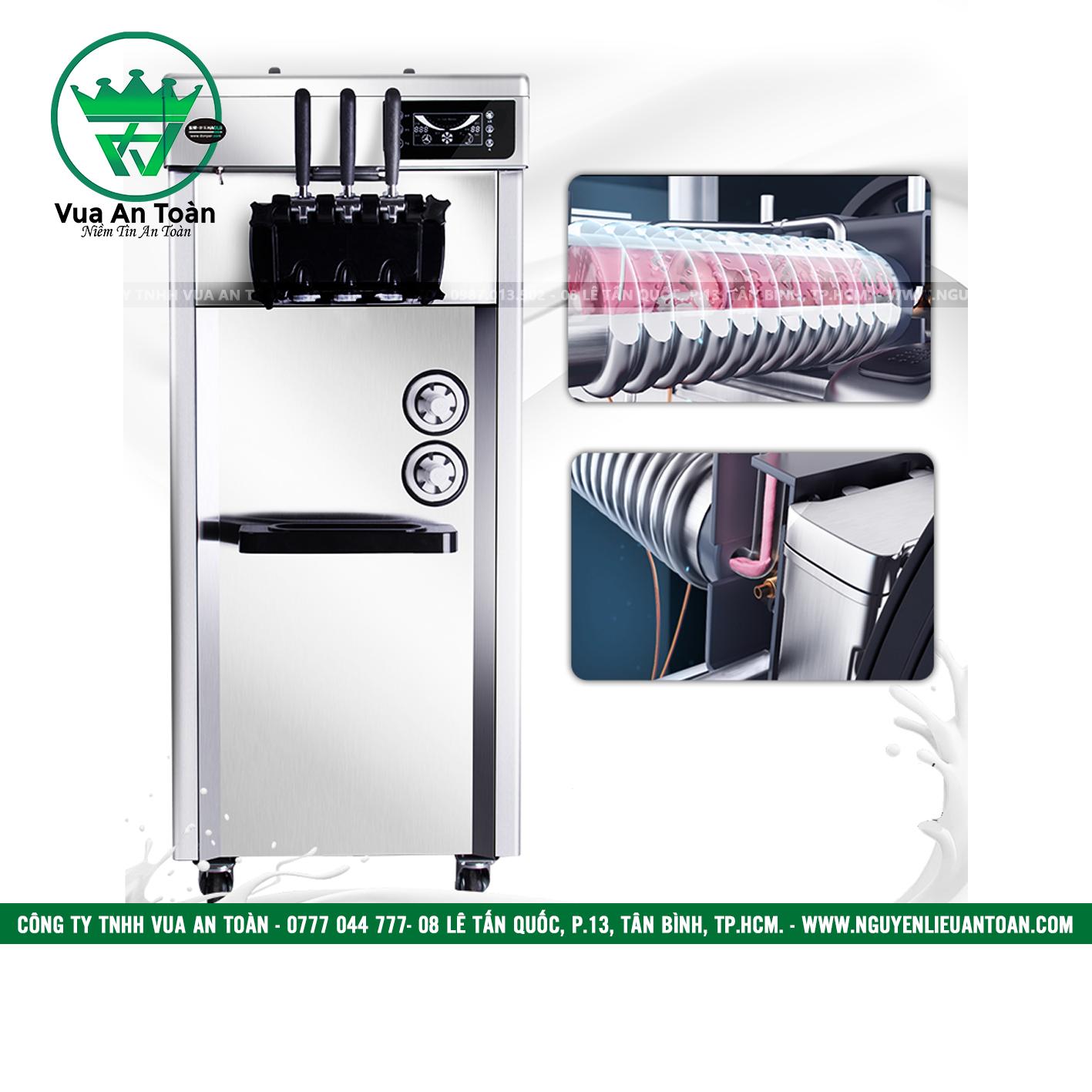 Máy làm kem Donper CKX 300