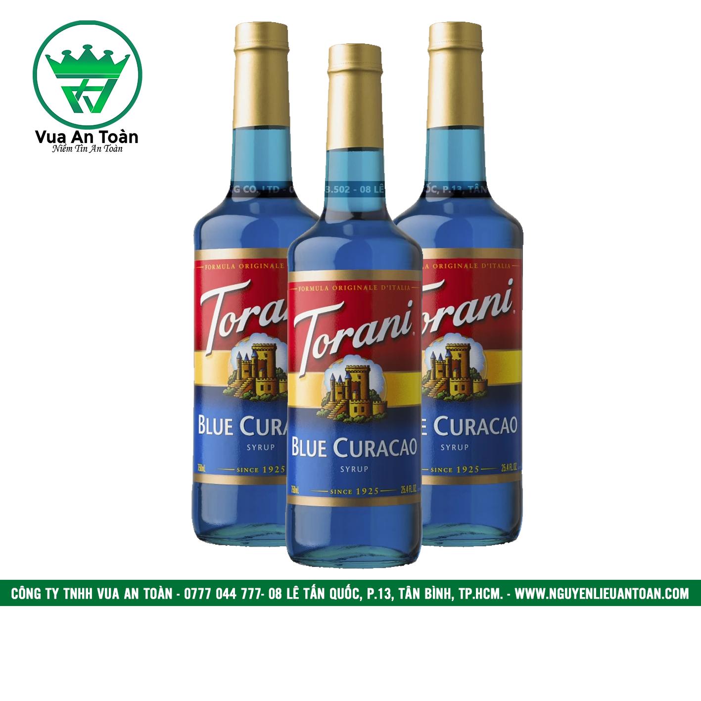 Torani Blue Curacao Syrup