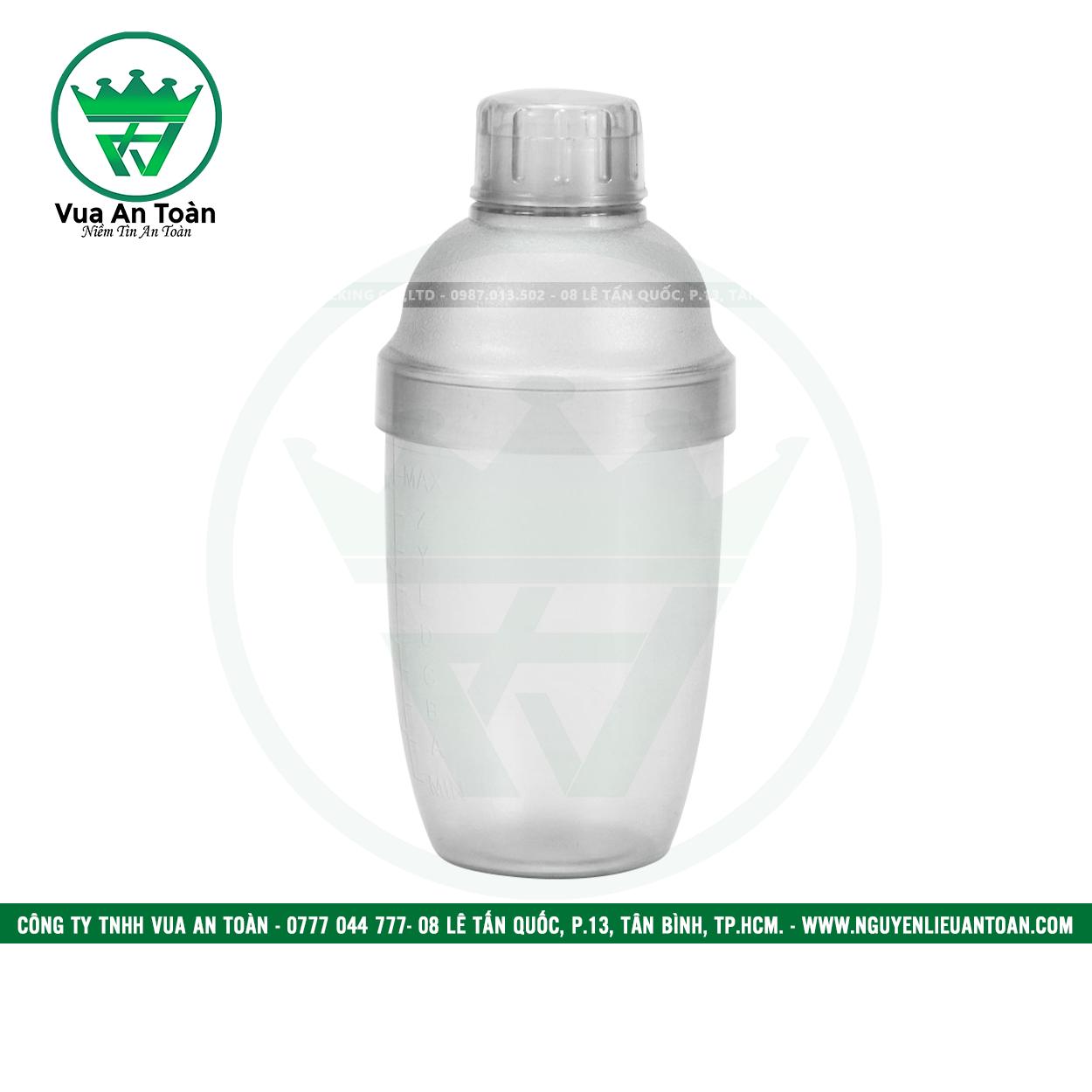 Bình lắc nhựa 350ml